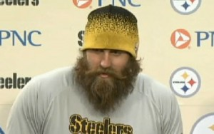 Brett Keisel Beard